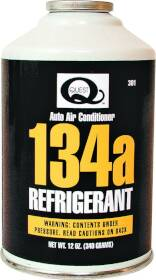 Ef Products 301 Auto Air Conditioner Refrigerant R-134a 12 oz