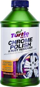 Turtle Wax T-280R Chrome Polish Liquid