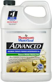 Thompsons A21711 Low Voc Natural Wood Protector