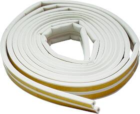 M-D Building Products 02618 17 ft White Weathetstrip