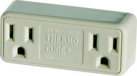 Farm Innovators TC-3 Thermo Cube Air Temp Outlet