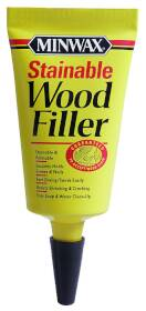 Minwax 42851 1 Oz Tube Stainable Wood Filler