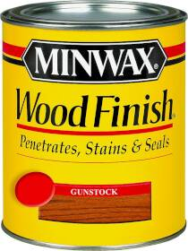 Minwax 70045000 Qt Gunstock Int Wood Stain