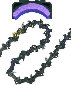 Oregon Cutting Systems PS56 16-Inch Replacement Chain With Sharpening Stone