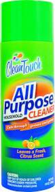 FLP 9655 Clean Touch All Purpose Household Cleaner 13 Oz