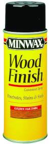 Minwax 32102000 Gold Oak Wood Finish Spray