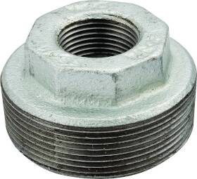 World Wide Sourcing 6100374 1/2x3/8 Gal v Hex Bushing