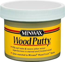 Minwax 13615000 3.75 Oz Cherry Wood Putty