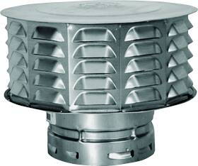 American Metal 3EC 3 in Vent Cap - 2wall