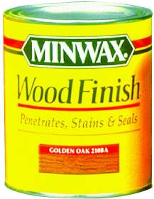 Minwax 70040444 Qt Red Oak Int Wood Stain
