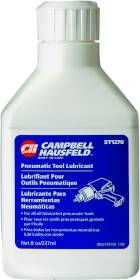 Campbell Hausfeld ST127012AV 8 oz Air Tool Oil