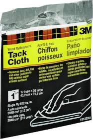 3M 10132 Wood Refinisher Tack Cloth