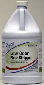 Nyco Products Company NL402-G4 Low Odor Floor Stripper 128 oz
