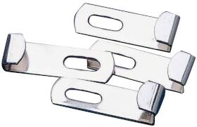 Home Decor Innovations 208320 Fixed Mirror Clips
