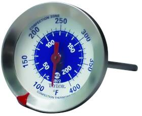 Taylor Precision Products 3505 Candy/Deep Fryer Thermometer