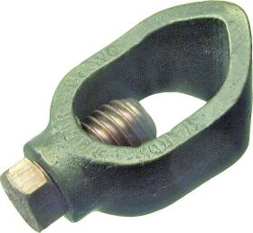 Halex Company 93591 1/2 Grounding Rod Clamp