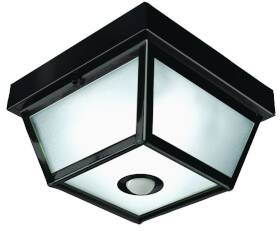 Heath SL4305-BK-B Motion Ceiling Light Black