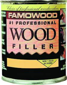Eclectic Products 36021128 Pint Oak Wood Filler