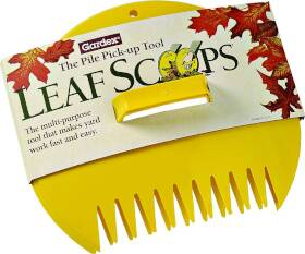 Gardex LS-1000 Lightweight Leaf Scoop 14-1/2 in