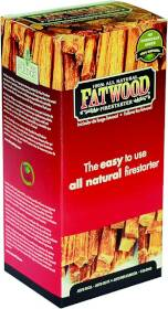 Wood Products Intl 9983 1.5lb Fatwood Color Box