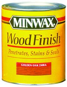 Minwax 70014444 Qt Jacobean Interior Wood Stain