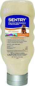 Sergeant's Pet 1916 Oatmeal Flea Dog Shampoo