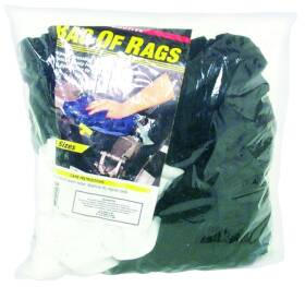 Sm Arnold 85-755 1lb Assorted Bag Of Rags