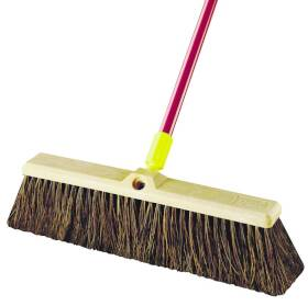 Quickie 00526 18 in Rough Sweep Pushbroom