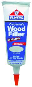 Elmer's Products E855 3.5 oz White Int Wood Filler