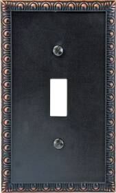 American Tack & Hardware 90TVB Toggle Plate Aged Bronze