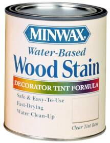 Minwax 61807 Clear Tint Base Interior Stain