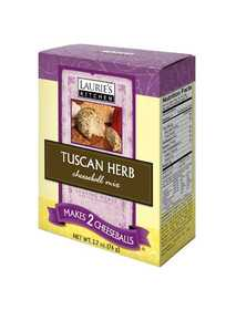 Laurie's Kitchen W61175 Tuscan Herb Cheeseball Mix 2 Pack