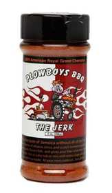 Old World Spices PF02015-6 Plowboys The Jerk BBQ Rub