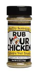 Old World Spices OW85185 Rub Your Chicken BBQ Rub
