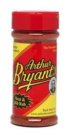 Old World Spices AR55678 Arthur Bryant's Meat And Rib Rub