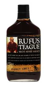 Old World Spices JJ00140 Rufus Teague Honey Sweet Barbecue Sauce