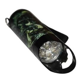 Olympia Tools 72-310 Camo Flashlight With Bottle Oppener