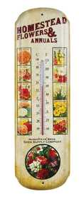 OHIO WHOLESALE 12429 Seed Company Ad Thermometer