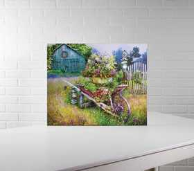OHIO WHOLESALE 13208 Lighted Art Garden Spring 16 in x 20 in