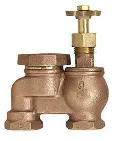 Orbit Irrigation 51017 Anti Siphon Valve 1 In Brass