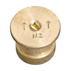 Orbit Irrigation 53227W 15 ft Half Pattern Female Brass Nozzle