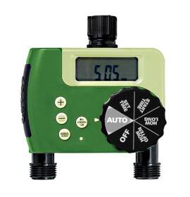 Orbit Irrigation 58910 Digital 2 Outlet Hose Faucet Timer