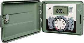 Orbit Irrigation 57896 Outdoor Sprinkler Timer 6 Station Easy Dial