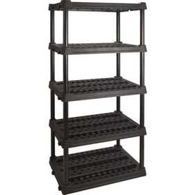 J Terence Thompson 2724-009 5 Tier Superbox Shelf Unit 36x24