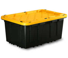 J Terence Thompson 2921-009 27 Gal Black and Yellow Super Box