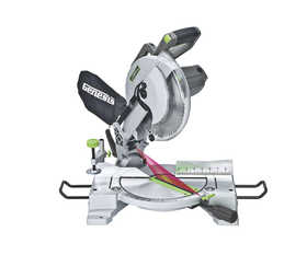 Genesis GMS1015LC 10-Inch Compound Miter Saw With Laser