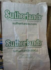 Sutherland Lumber MAX WRAP House Wrap Sutherlands 9 ft X100 ft