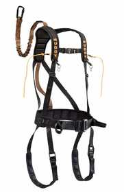 Muddy Outdoors MSH400-XL Safeguard Black Safety Harness Xl