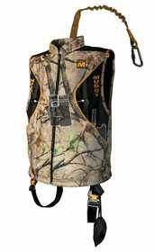 Muddy Outdoors MSH800-L-C Top Flight Harness Combo