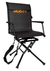Muddy Outdoors MGS400 Swivel-Ease Ground Seat